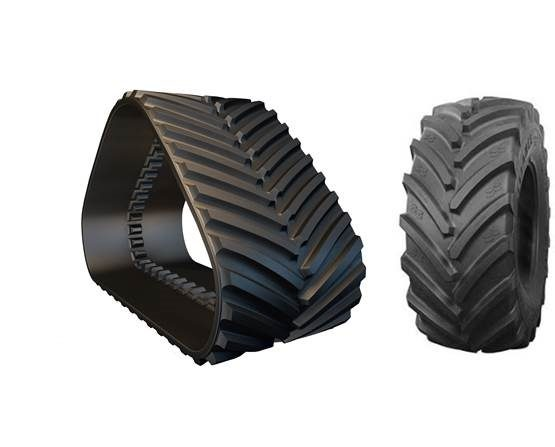 Tracks vs. Tires: How to Know Which Is Best for Your Farm Customer