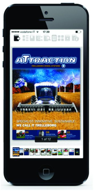 Trelleborg aTtraction App Available For Mobile Devices