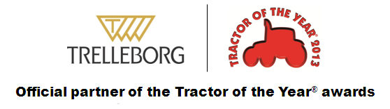 Trelleborg co-markets with Tractor of the Year