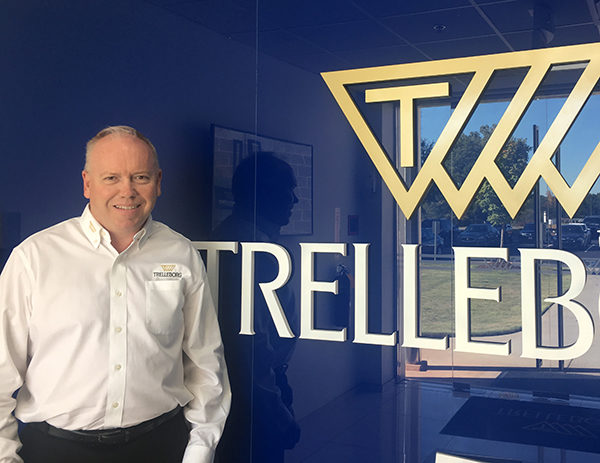 Trelleborg Has a New Sales Manager for Ag and Forestry Tires in Canada