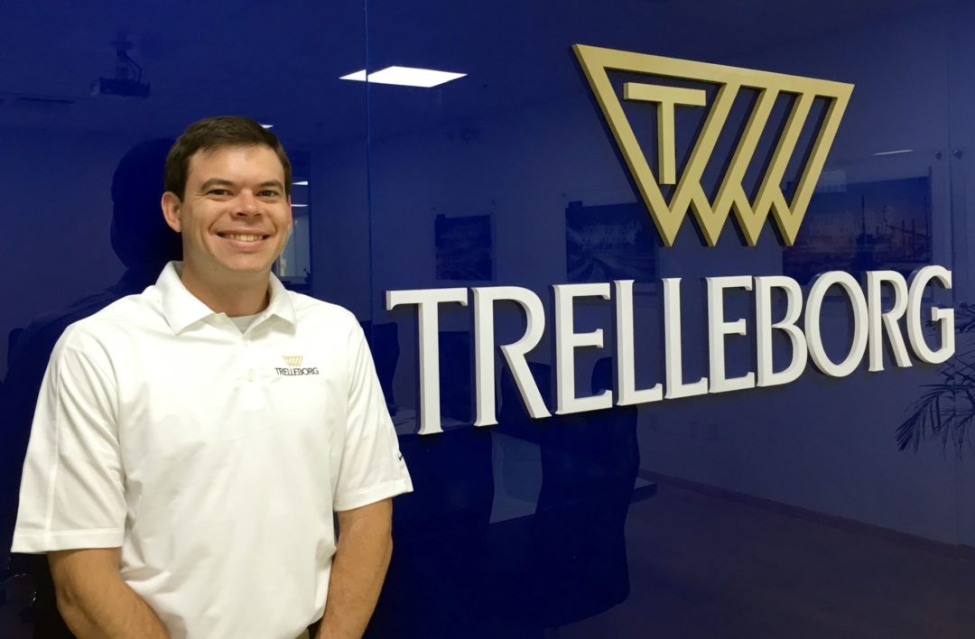 Trelleborg Hires New OEM Manager in North America