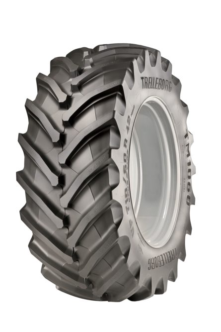 Trelleborg Is Showcasing Its Latest Tires At Farm Progress Show