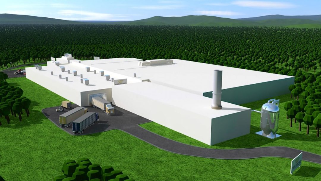 Trelleborg will build an ag tire plant in S.C.