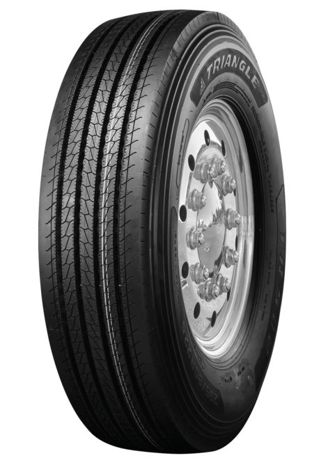 Triangle Has a New Premium All-Position TBR Tire