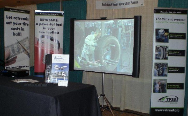 TRIB: Two trade shows, two successes