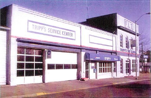 Tripp's Tire Service: 100 years (!) and counting