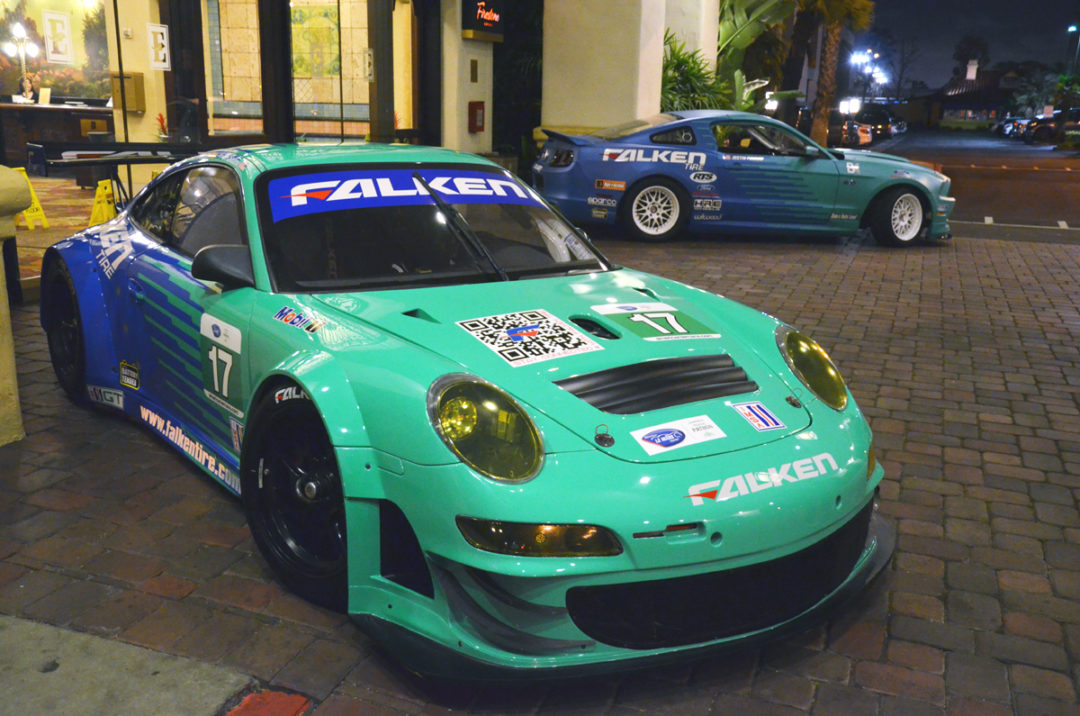 TWI and Falken honor top dealers