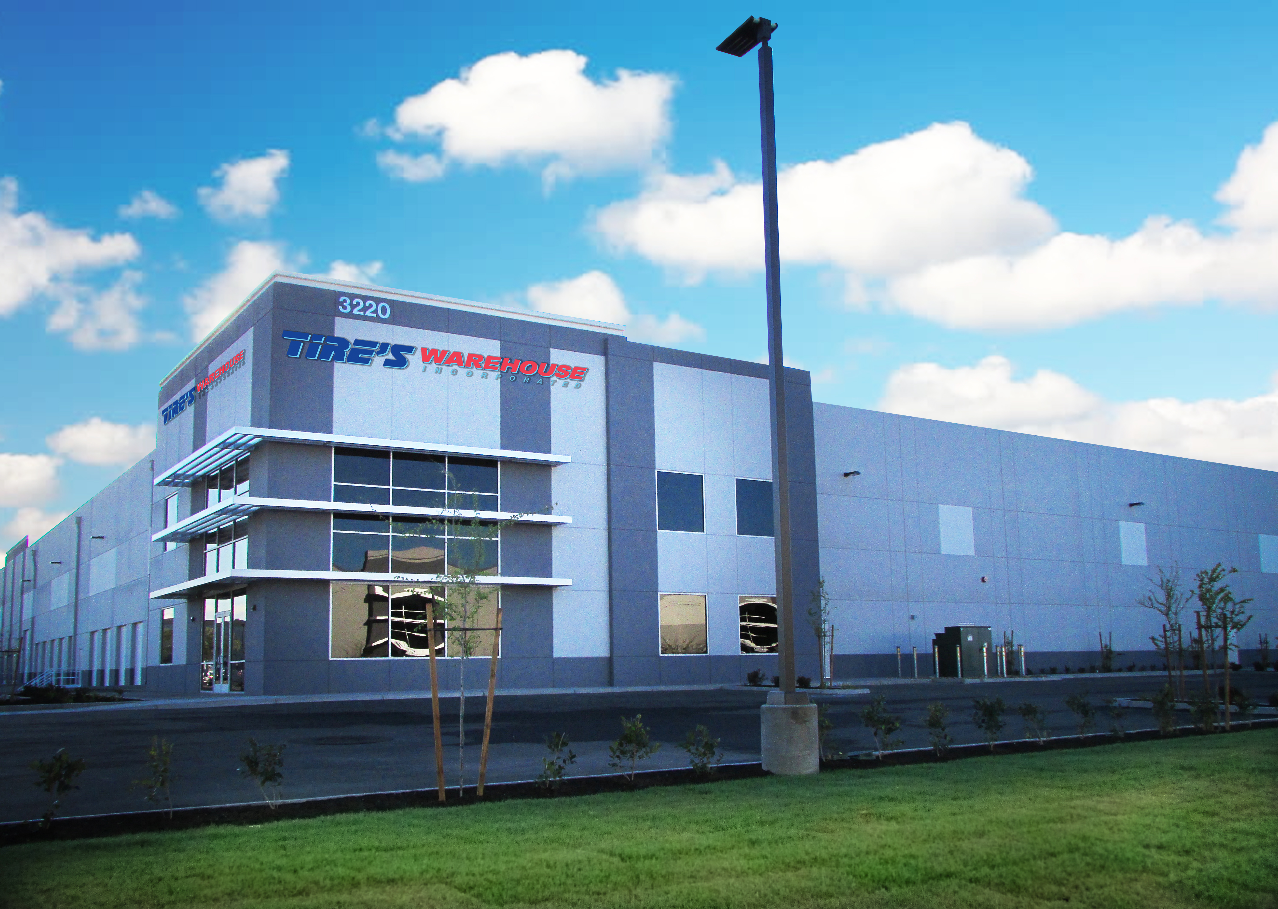 TWI to Open its 8th Distribution Center