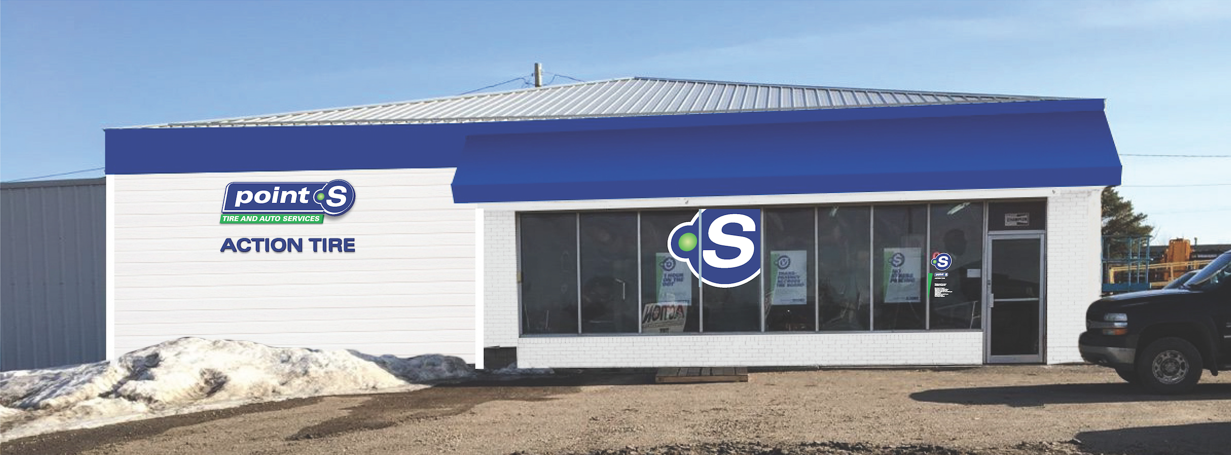 Two Tire Dealers Join Point S in Canada