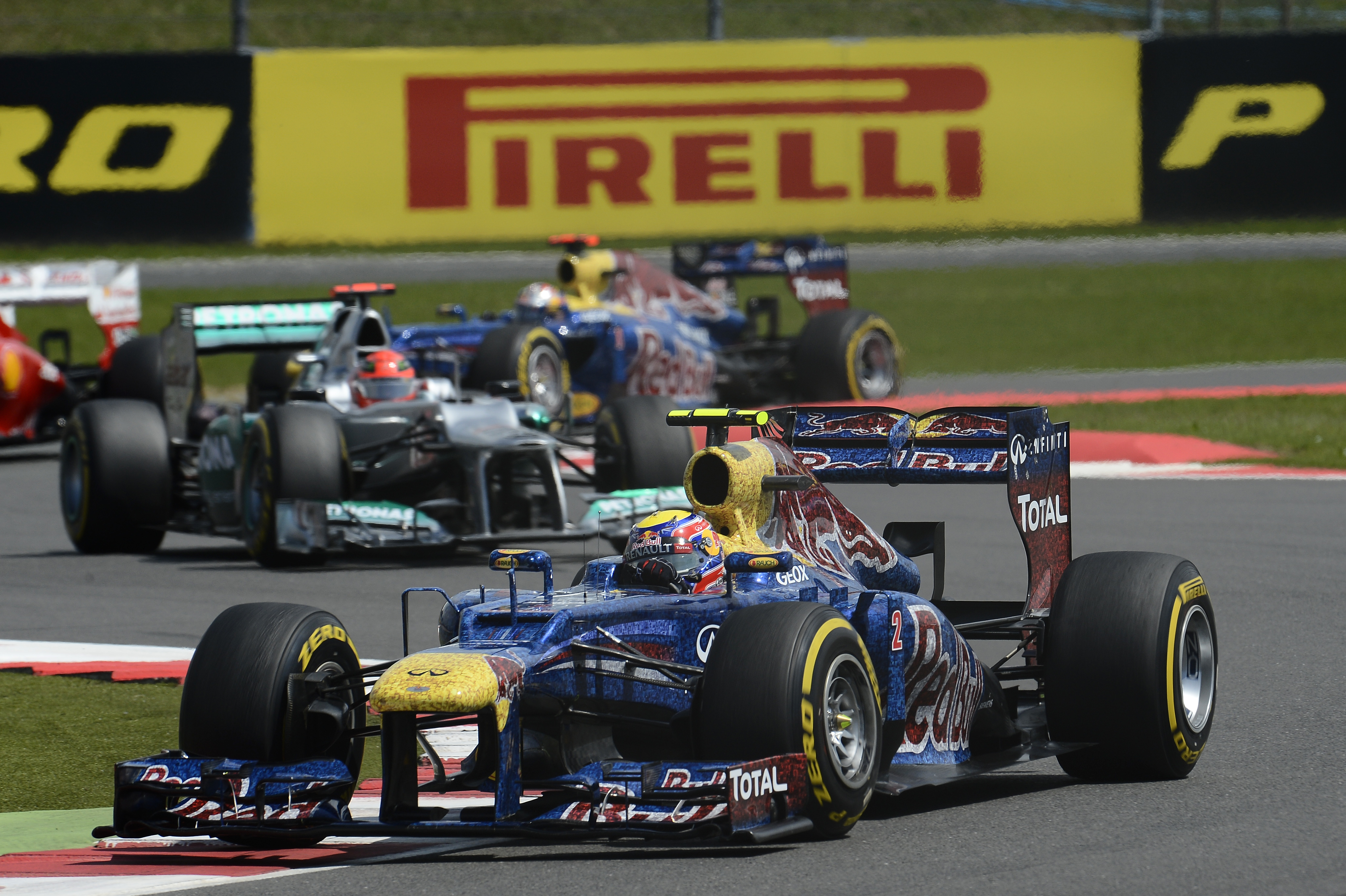 Tyre Strategy the key at a dry Silverstone Circuit