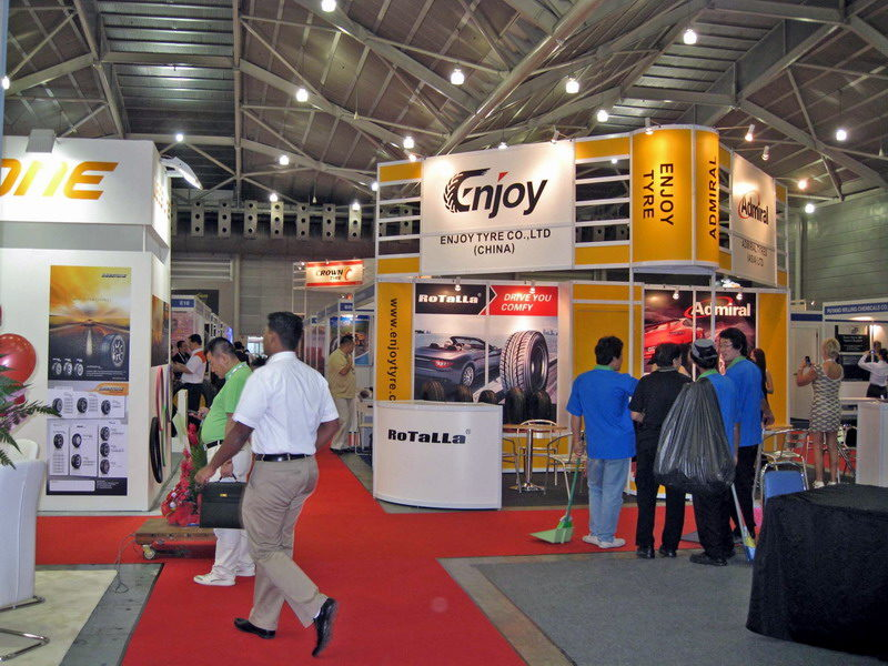 Tyrexpo India: Connect with growing market
