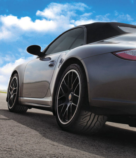 Ultra-high performance tire sales: Still growing year by year