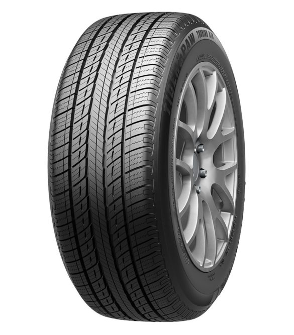 Uniroyal Tiger Paw Line Has New Touring Tire