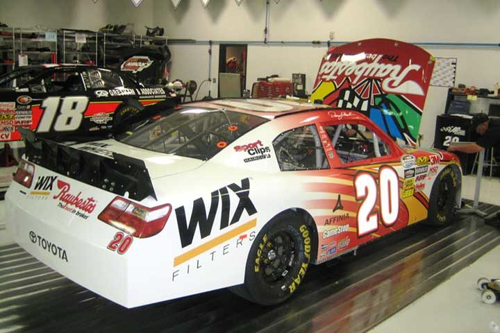 Unveiled: Raybestos/WIX No. 20 