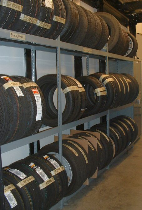 V-Grip storage system evolves with your business