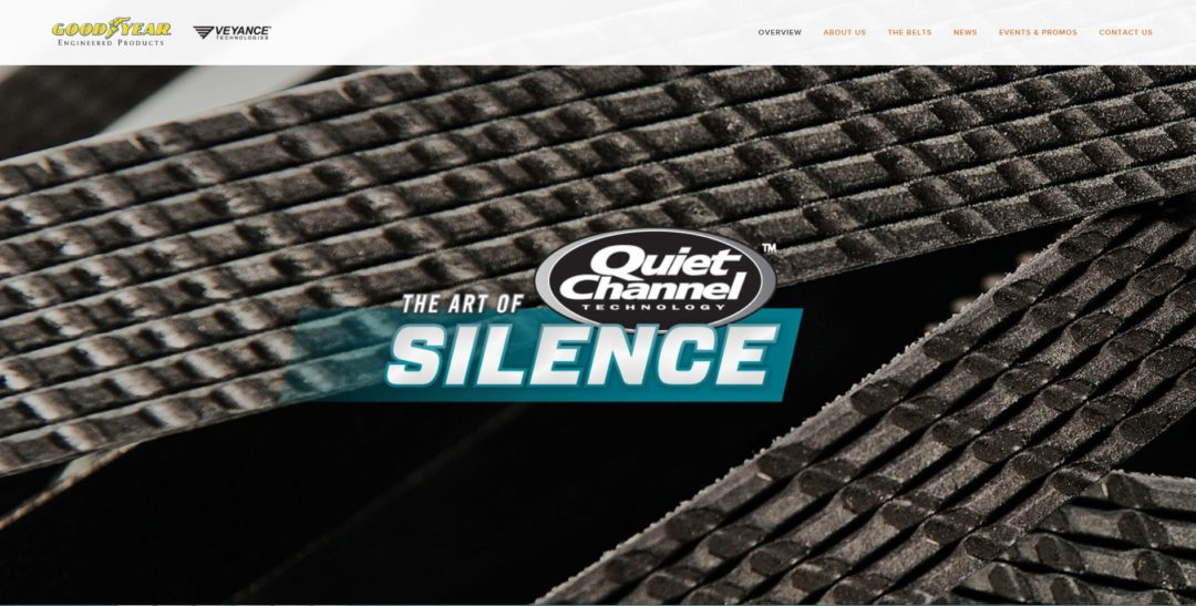 Veyance launches 'Art of Silence' campaign