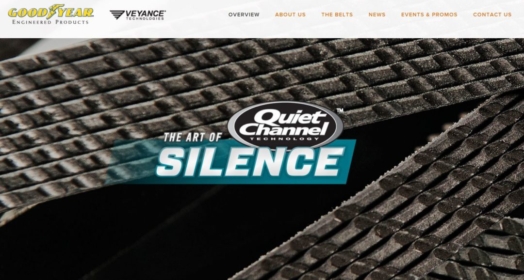 Veyance to showcase new products at AAPEX