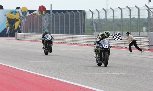 Victories for the YZF-R1 at MotoAmerica Series Debut