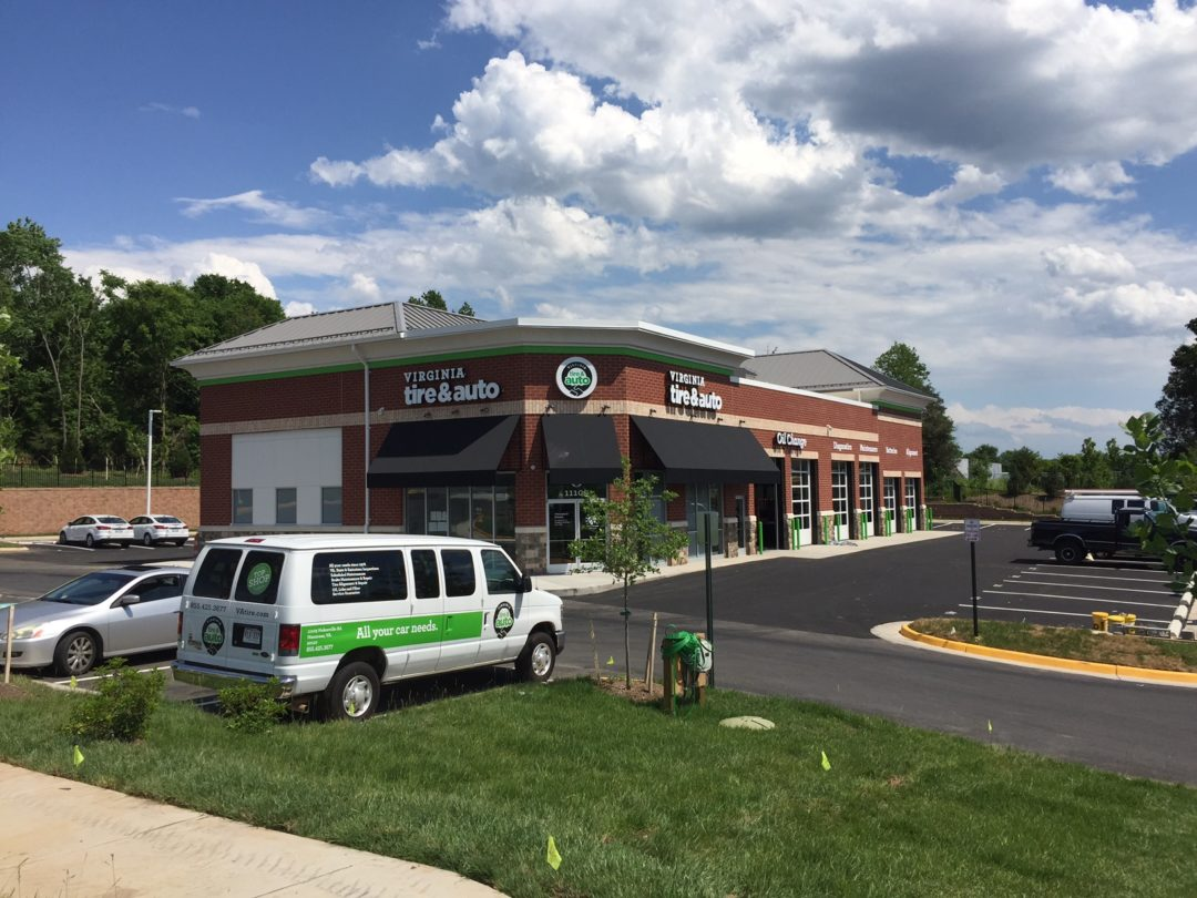 Virginia Tire & Auto Opens 13th Store in Northern Virginia