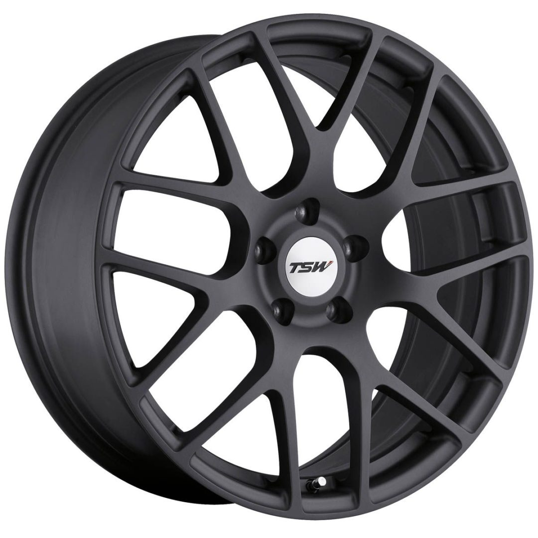 Vogue adds TSW wheels to its lineup