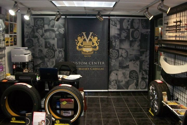Vogue Tyre opens its 16th Custom Center