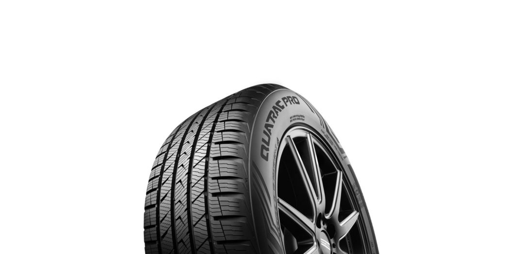 Vredestein Offers All-Season Tire for UHP Segment