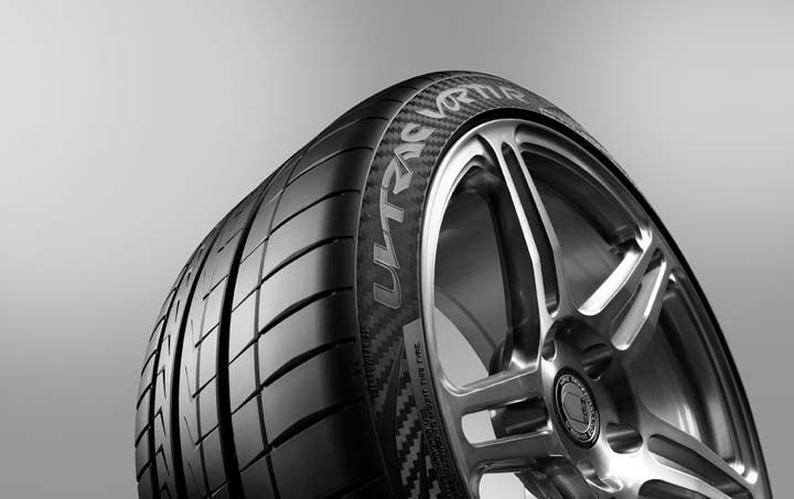 Vredestein's powerful new tire for powerful cars