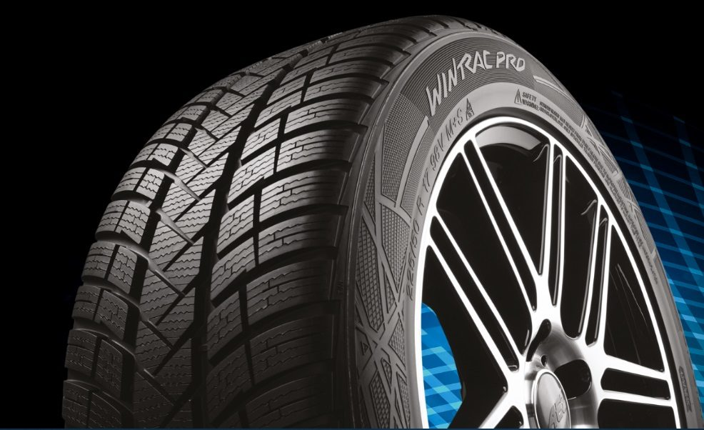 Vredestein Wintrac Pro Delivers Ultra-High Performance