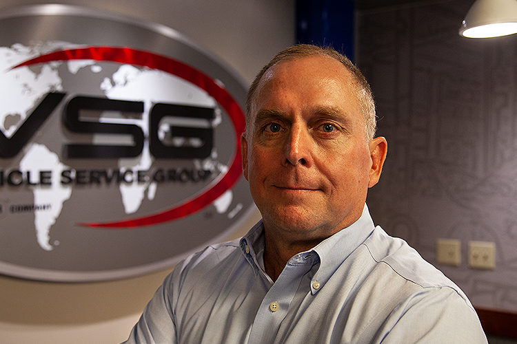 VSG Names Kirk Dawson Vice President and General Manager