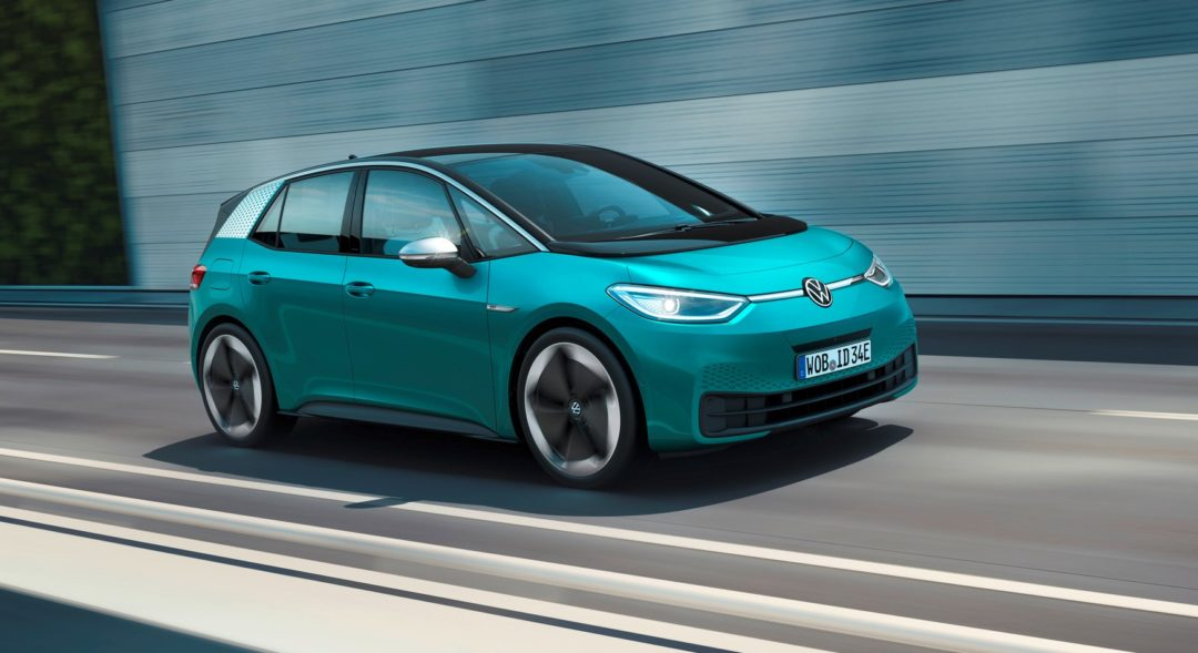 VW Taps Bridgestone For Its First All-Electric Car