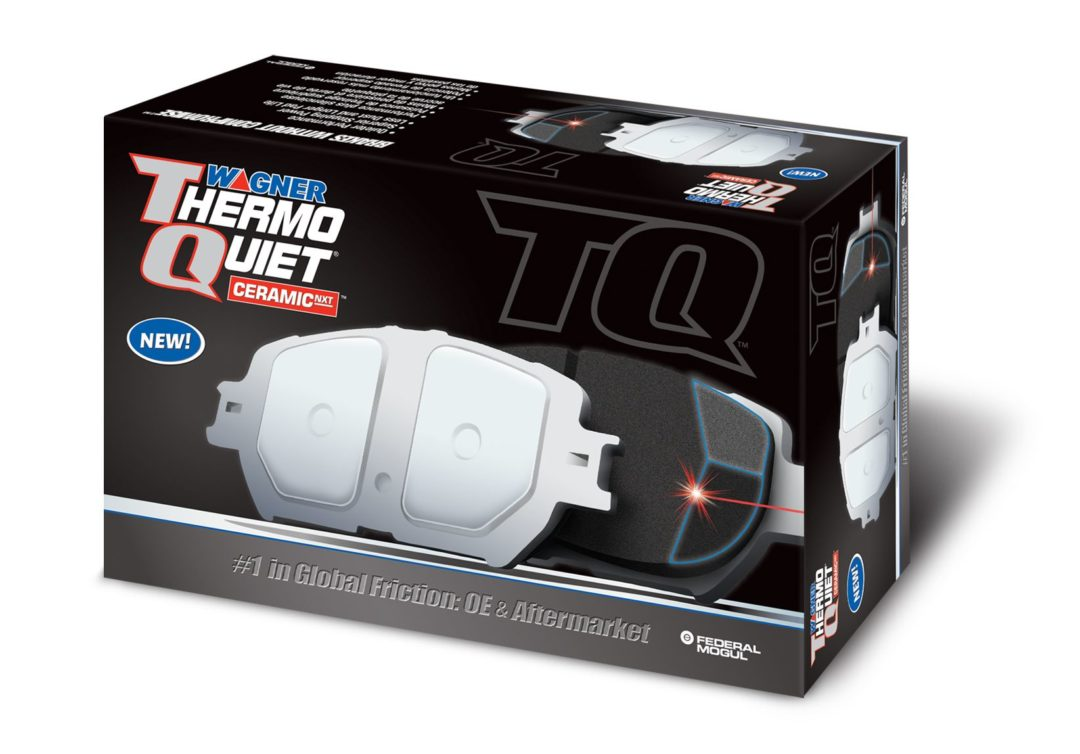 Wagner ThermoQuiet pads for 2012 Hondas