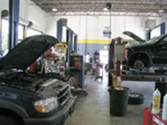 Warm welcome: Martino Tire services cooling systems so its customers don't go crazy from the heat