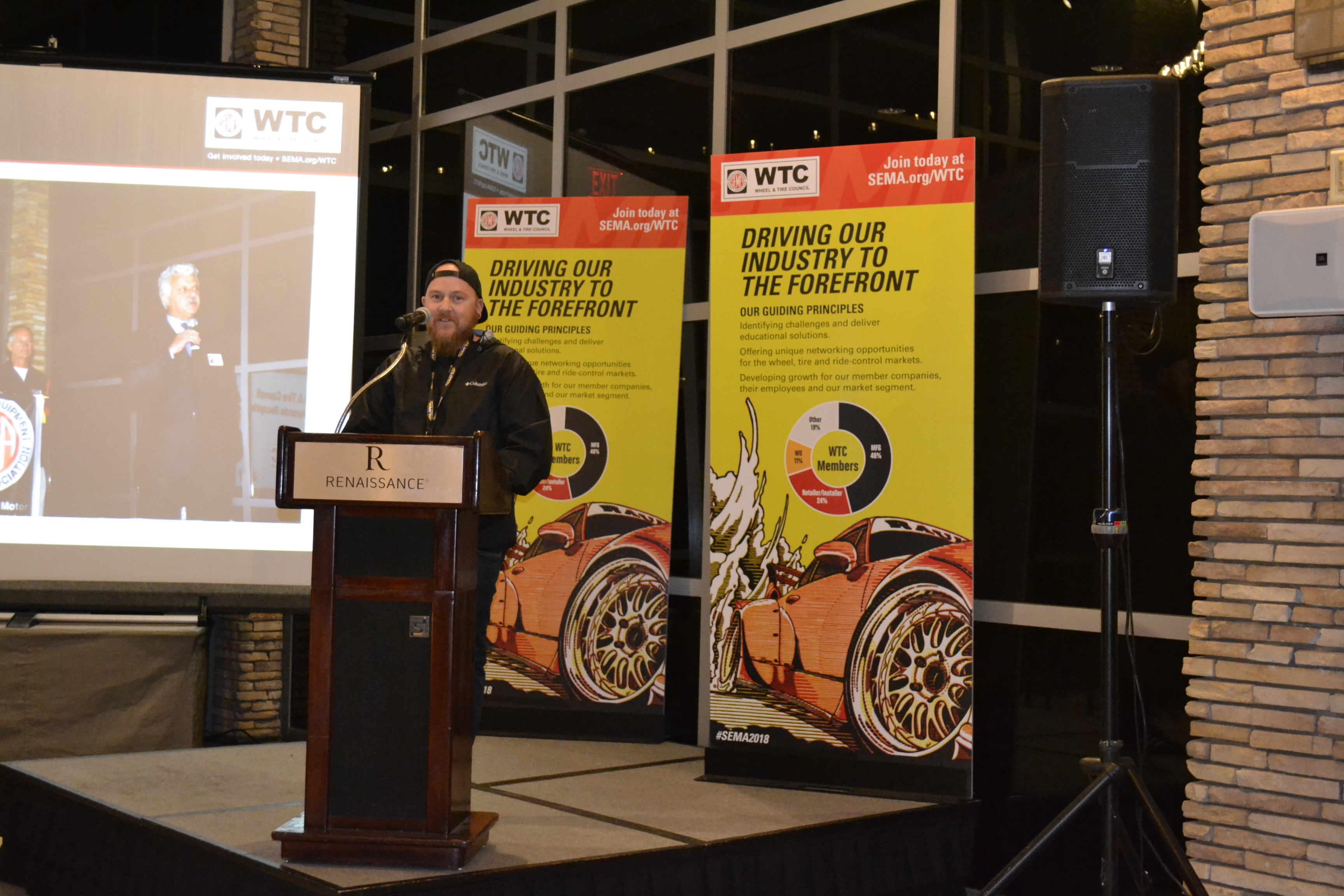 Wayne Williams Is Inducted to Wheel and Tire Council Hall of Fame