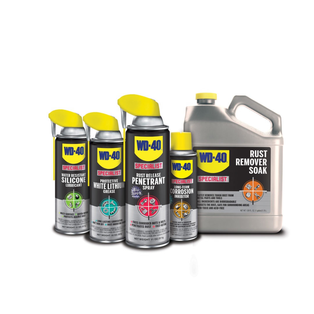WD-40 Specialist Line For Tech Pros