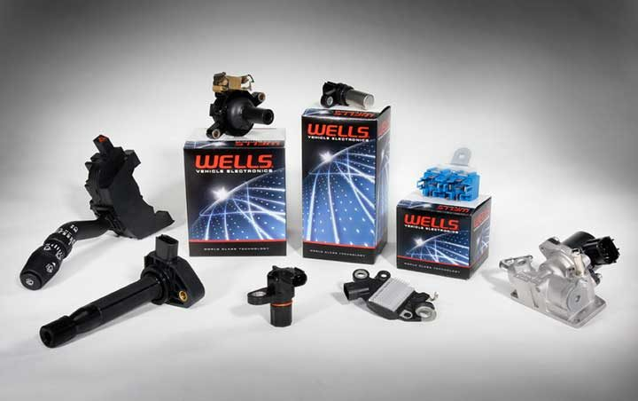 Wells expands component lineup