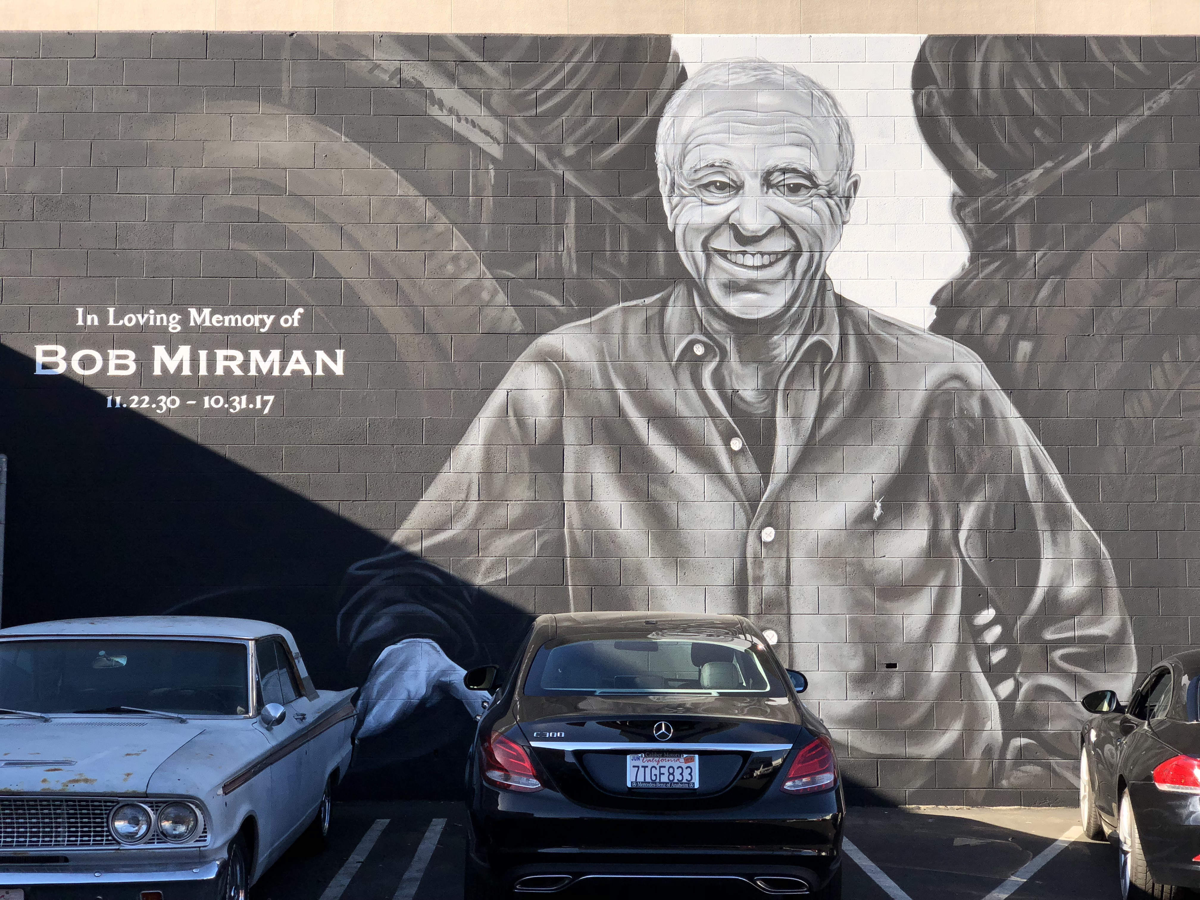 West Coast Tire Pays Tribute to Its Founder Bob Mirman
