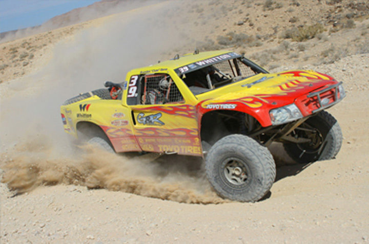 Whitton and Toyo tires score win at South Point SNORE 250