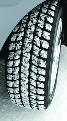 Will chart-topping snowfalls mean record winter tire sales?