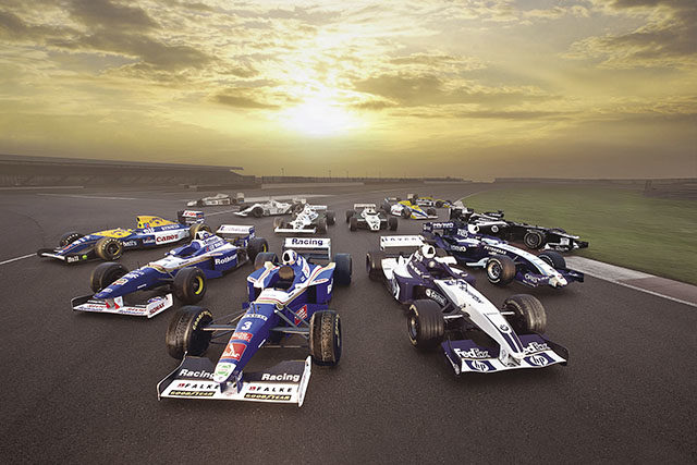 Williams Gearing Up To Celebrate 40 Years Of Racing