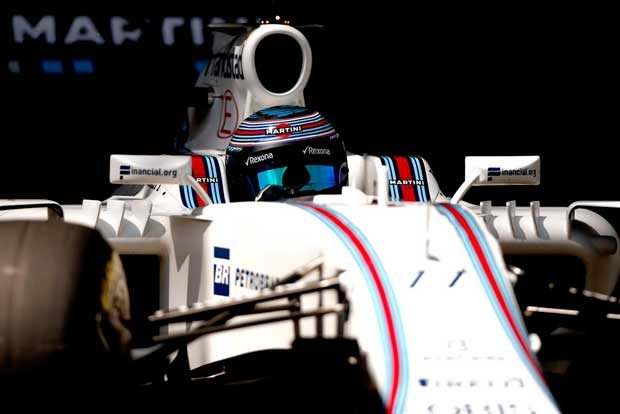 Williams Martini Racing: Monaco GP Practice