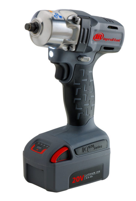 Win Ingersoll Rand impact wrenches at SEMA