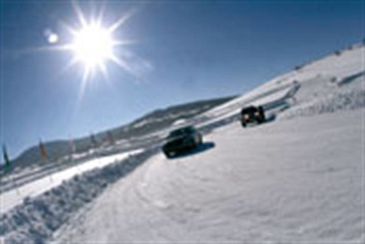Winter-fest: Brrr! The colder it gets, the warmer a winter tire stays