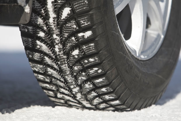Winter tires and the 2013-14 season