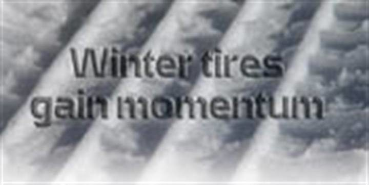 Winter tires gain momentum: More performance OE tires translates into increased demand when it snows. But be aware of TPMS protocol
