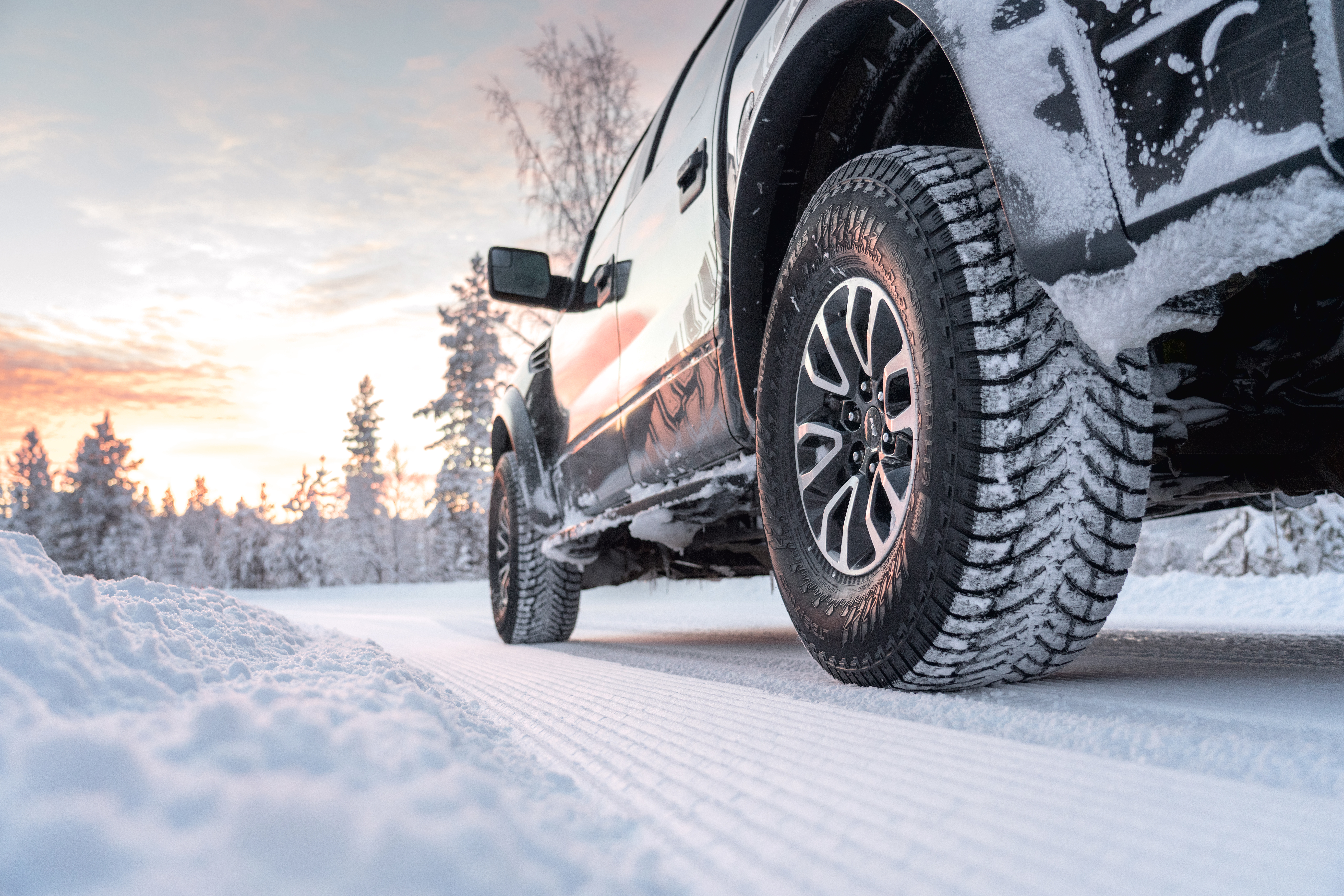 Winter Tires Gain Traction -- Get Boost From All-Weather Segment