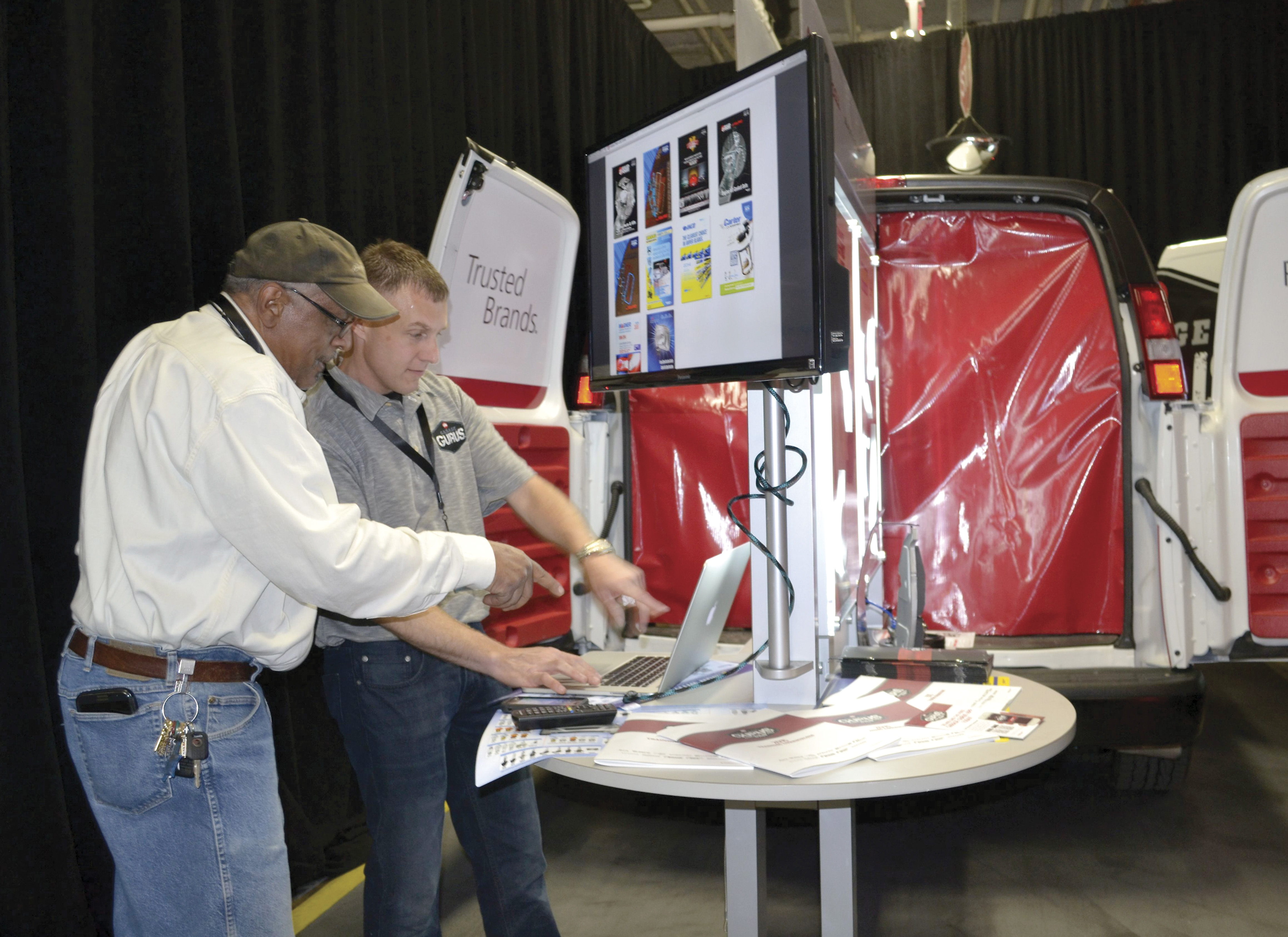 With Garage Gurus, Federal-Mogul takes training to the technician