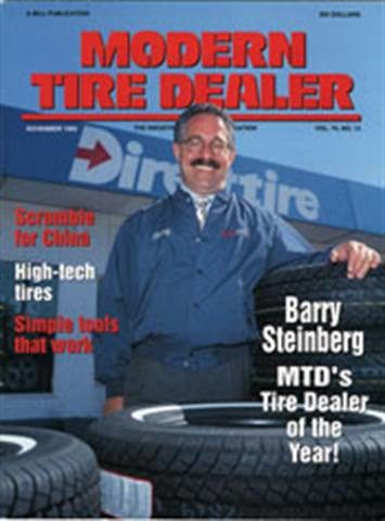 Words of wisdom, secrets of success: Tire Dealers of the Year take different routes on the road to fulfilling goals