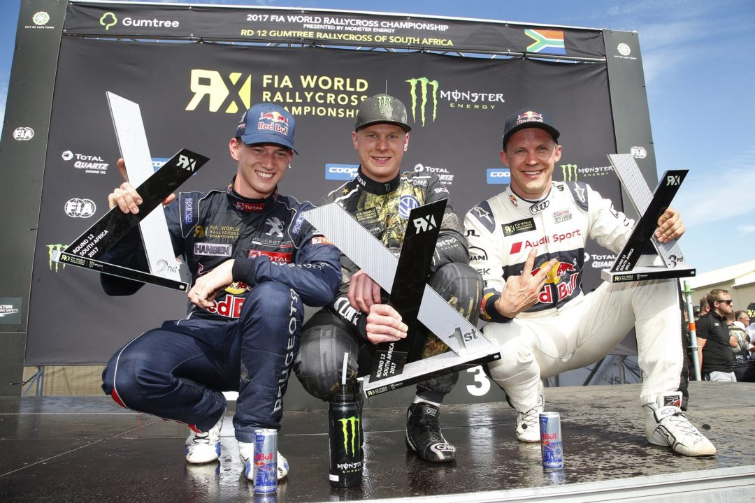 World Rallycross Makes History On Cooper Tyres In Africa