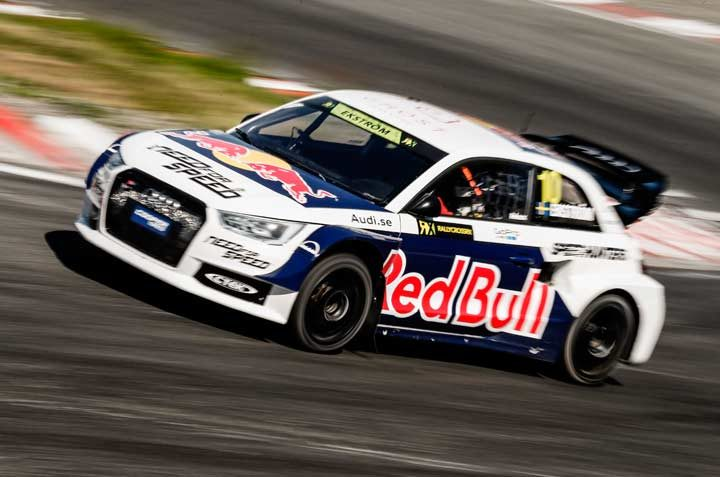 World RX continues to attract former Formula One stars