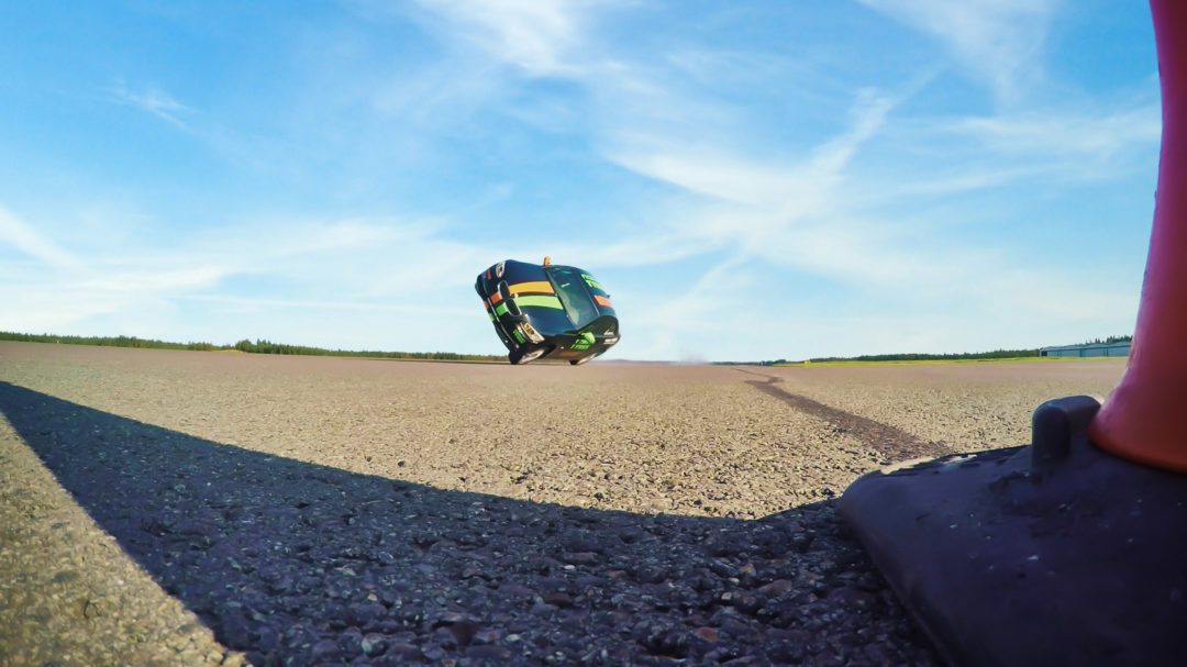 World's Fastest Car on Two Wheels Rides on Nokian Tires